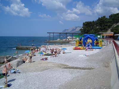 Крым парковое пляжи 89